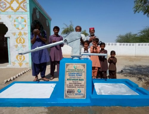 Thar Desert: Donate for Water Well Campaign