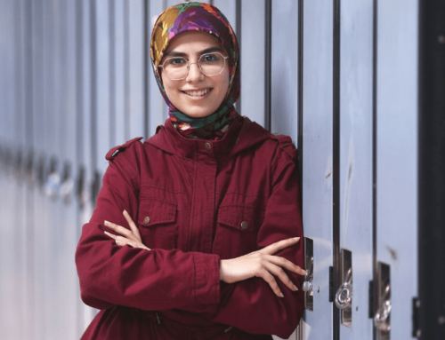 Hijabi Sister Won a $100,000 Mechatronics Scholarship