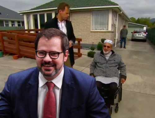 Australian MP to sworn in using Christchurch survivor's Koran